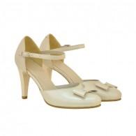 Pantofi Dama D134 Piele Naturala - orice culoare