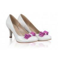 Pantofi Piele Mireasa P30 - orice culoare