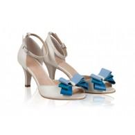 Pantofi Piele Mireasa P32 - orice culoare
