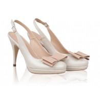 Pantofi Piele Mireasa P34 - orice culoare