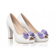 Pantofi Piele Mireasa P37 - orice culoare