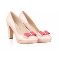 Pantofi Piele Mireasa P44 - orice culoare