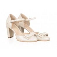 Pantofi Piele Mireasa P50 - orice culoare