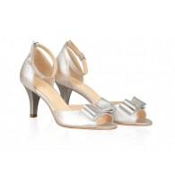 Pantofi Piele Mireasa P51 - orice culoare