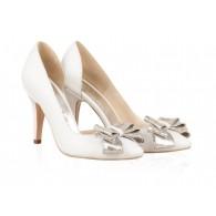 Pantofi Piele Mireasa P56 - orice culoare