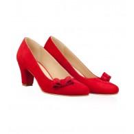 Pantofi din piele naturala N49 - orice culoare