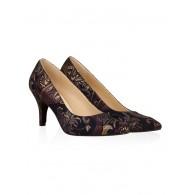 Pantofi din piele naturala N59 - orice culoare