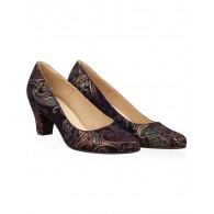 Pantofi din piele naturala N68 - orice culoare