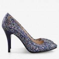 Pantofi dama din piele naturala D58 - orice culoare
