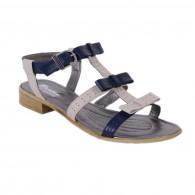 Sandale piele naturala Fundite,disponibile pe orice culoare