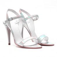 Sandale Dama Piele Alb Anne - orice culoare