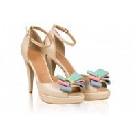 Sandale dama piele N19 - Orice culoare
