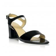 Sandale dama piele Casual Negru C4 - orice culoare