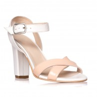 Sandale dama piele naturala Odette Duo S8 - Orice culoare