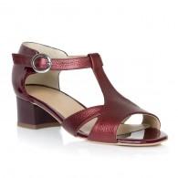 Sandale Piele Bordo Cybill T11 - orice culoare