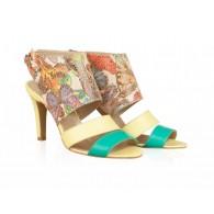 Sandale Dama Piele Fluturi N20 - orice culoare