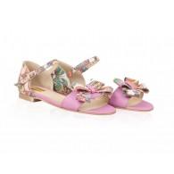 Sandale Piele Talpa Joasa Color Joy N10 - orice culoare