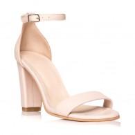 Sandale din Piele Naturala Stylish Nude - orice culoare
