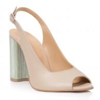 Sandale Dama Piele Nude Callia T7 - orice culoare