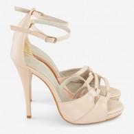 Sandale Piele Nude Impletite D20 - orice culoare