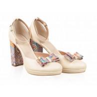 Sandale Dama Piele Multicolor Joys  - orice culoare