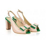 Sandale dama piele N22 - Orice culoare