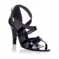 Sandale dama piele office V2 Negru - orice culoare