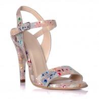 Sandale Dama Floral Anne - Orice culoare