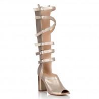 Sandale Gladiator Argintiu C18 - orice culoare