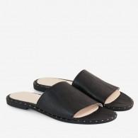 Papuci piele D1 - orice culoare