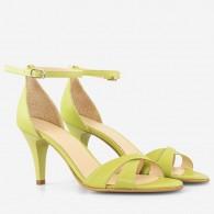 Sandale piele D21 - orice culoare