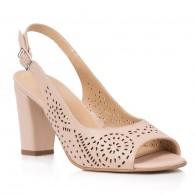 Sandale Piele Nude Callia T7 - orice culoare