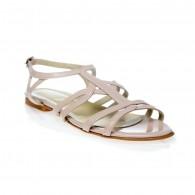 Sandale dama talpa joasa C1 Nude - orice culoare