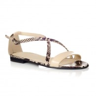 Sandale dama piele snake Lore I3- orice culoare