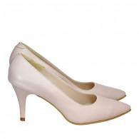 Pantofi Dama D101 Piele Naturala - orice culoare