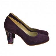 Pantofi Dama D92 Piele Naturala - orice culoare