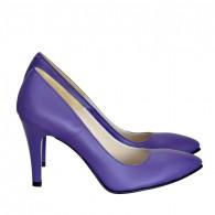Pantofi Dama D64 Piele Naturala - orice culoare