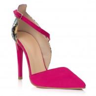 Pantofi Stiletto Fucsia Clara C14  - orice culoare