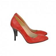 Pantofi Dama D41 Piele Naturala - orice culoare