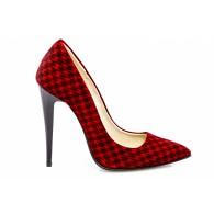 Pantofi Stiletto Very Chic Piele Sah - orice culoare