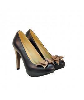 Pantofi Dama D138 Piele Naturala - orice culoare