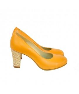 Pantofi Dama D88 Piele Naturala - orice culoare