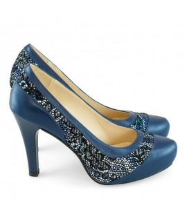 Pantofi Dama D4 Piele Naturala - orice culoare