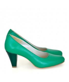 Pantofi Dama D97 Piele Naturala - orice culoare