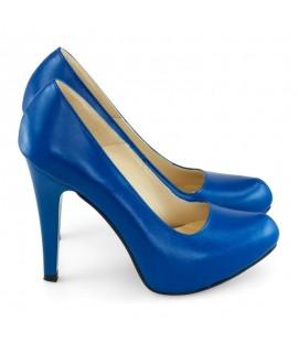 Pantofi Dama D23 Piele Naturala - orice culoare