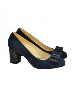Pantofi Dama D96 Piele Naturala - orice culoare