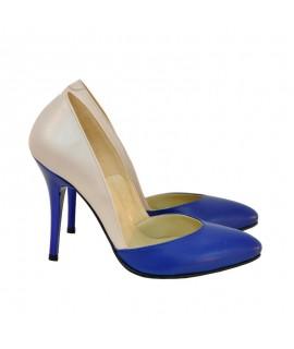 Pantofi Dama D121 Piele Naturala - orice culoare