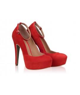 Pantofi Dama Piele N62 - orice culoare