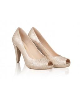 Pantofi Piele naturala N29 - orice culoare