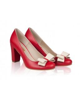 Pantofi Dama Piele N33 - orice culoare